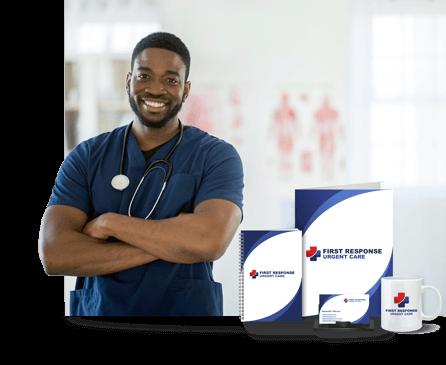 Professionnel de la santé en cabinet